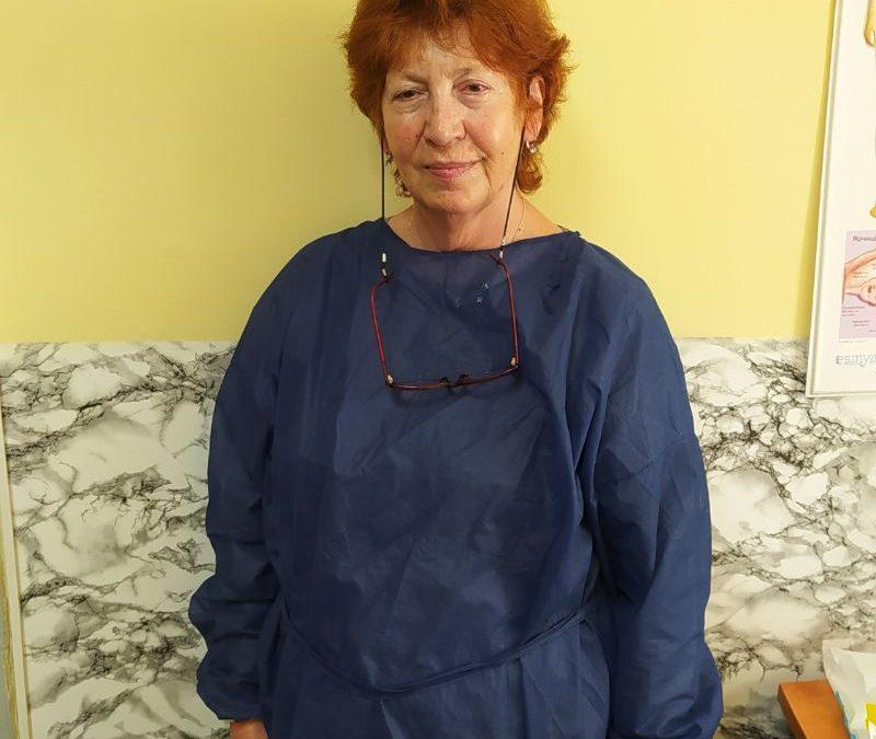 Д-р Маргита Борисова
