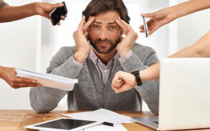 Как да се справим със стреса на работното място?